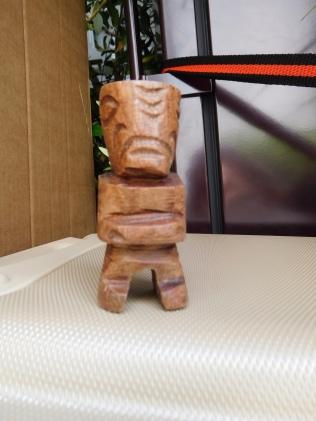 Notre Tiki prêt à déménager