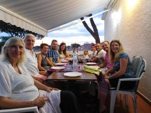 Paella y Familia