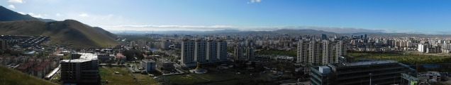 Vue 360° sur Ulaan