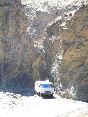 Canyon de Dungdene