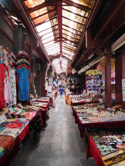Le bazar local
