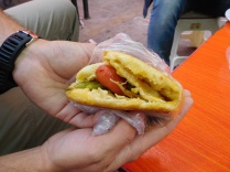 Kebab à la chinoise