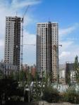 Les tours en perpétuelle construction dans toutes les villes de Chine