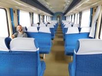 """Le vrai bon plan : wagon """"seat"""" pour la journée"""