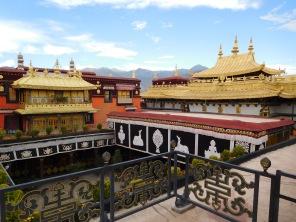 Terrasse du Jokhang