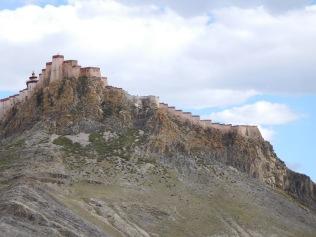 Vue sur le fort