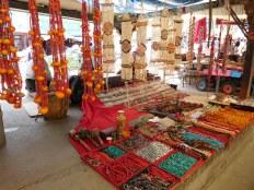 Marché tibétain