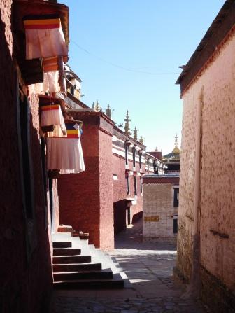 Ruelles du monastère
