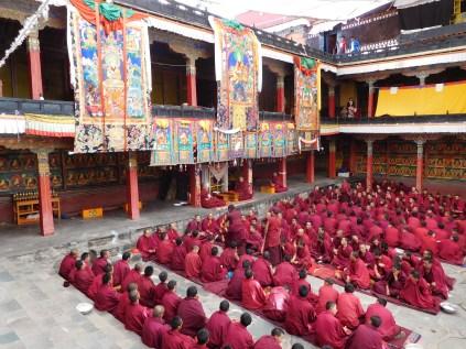 Débats de moines
