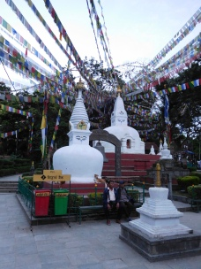 Petits stupas
