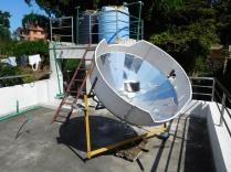 Bouilloire solaire