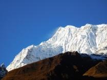 L'Annapurna II au réveil