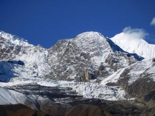 Glacier du Gangapurna