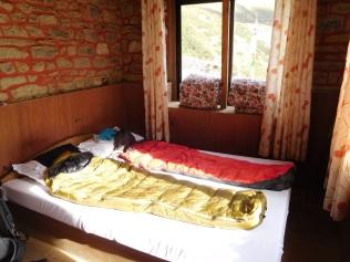 Notre chambre de luxe avec lit double