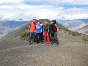 Avec Connie et Manuel, les tourdumondistes autrichiens