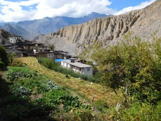 Lupra, village bön charmant