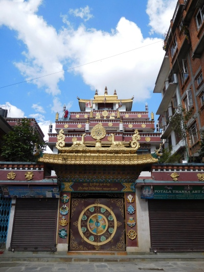 Temple de rue
