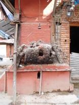Temple dédié au dieu des maux des dents (Bangemudha)