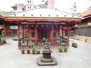 Temple de Kichandra Bahal