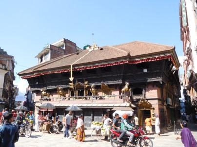 Temple de Seto Machhendranath