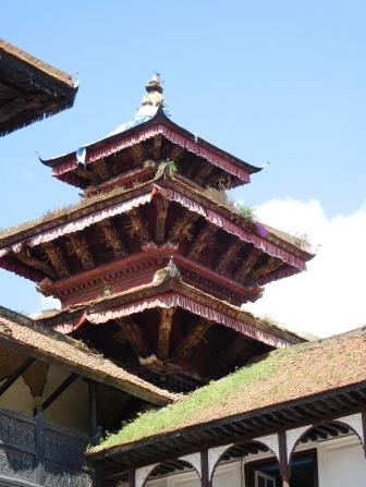 Palais d'Hanuman Dhok