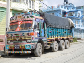 Camion Tata