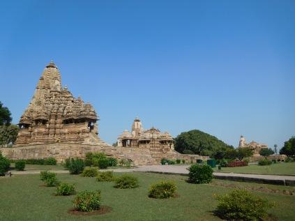 Temples de l'Ouest