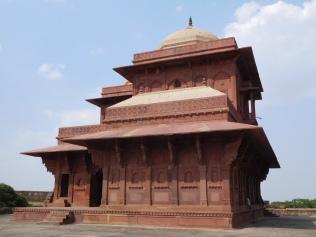 le palais de l'épouse chrétienne d'Akbar