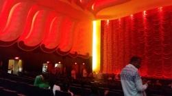 La salle de projection