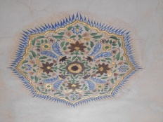 Peinture de plafonnier