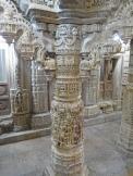 Intérieur d'un des temples Jains