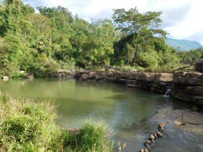 Cascade de Tad Suong
