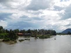 Vue du Mékong