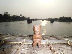Tiki en Inde, au Kerala