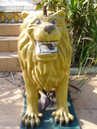 Tiki à Vientiane