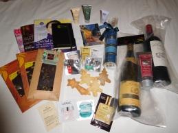 Les surprises de la Khmer Noëlle (merci à JM & Annie, aux Carré et aux Romani)
