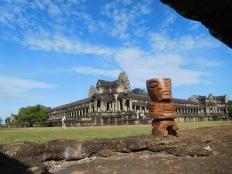 Angkor Tiki au Cambodge