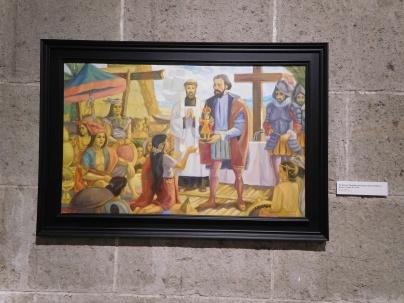 Evangélisation des Philippines
