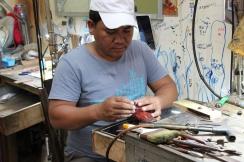Atelier de réparation de bijoux