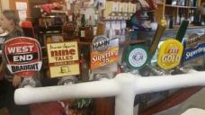 Les bières locales