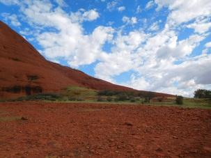 L'ocre de l'outback