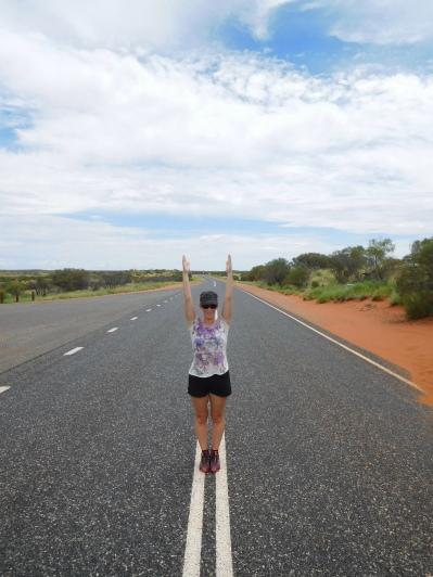 La route de l'outback