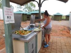 Les barbecues en libre service (gratuit)