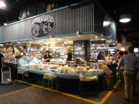 Du fromage au marché central, youhou!