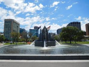 Vue d'Adelaide