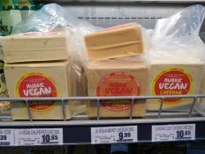 ou du fromage vegan