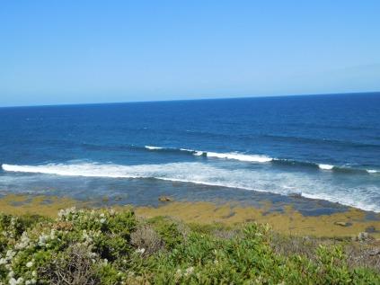 Bells beach, plage mythique de Point Break