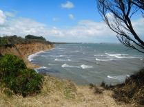 Vue de Corinella vers Philip Island