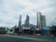 Centre ville et gratte-ciels