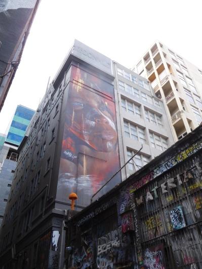 Ambiance street art